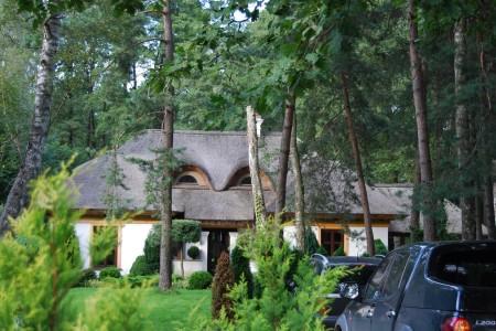 Dom w sokolnikach koło Łodzi