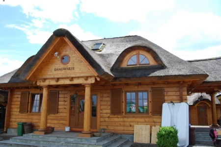 Dom mieszkalny w miejscowości Danowskie koło Augustowa