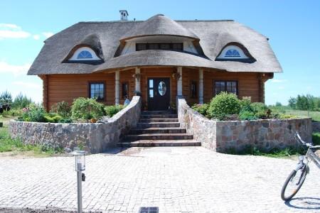 Dom na Suwalszczyźnie
