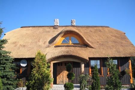 Przedwojenny, stuletni dom mieszkalny w Kociewie nad Wdą