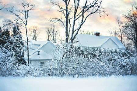 Zabezpieczenie dachu na zimę